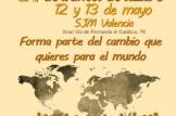 CONGRESO UNIVERSITARIO SOBRE ECONOMÍA COLABORATIVA Y BANCOS DE TIEMPO  11 de mayo  IV ENCUENTRO ESTATAL BANCOS TIEMPO 12 y 13 de mayo