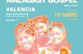 Gira Malagasy Gospel 2018 Conciertos Valencia