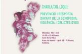 Charla/Coloquio Prevención y respuesta ante la serofobia, violencia y delitos de odio
