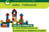SEGONA FASE del taller formatiu sobre el cicle de projectes de cooperació al desenvolupament