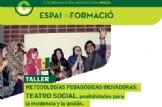 FORMACION INTERNA sobre metodologías pedagógicas innovadoras: TEATRO SOCIAL posibilidades para la incidencia y la acción.
