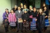 """Charla: """"Mujeres mapuche desde La Frontera: El caso de la asociación Folil Mapu de Temuko, Chile""""."""