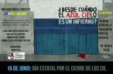 """15 de junio: Día estatal por el cierre de los CIE - """"Cierralo con arte"""""""