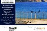 Presentació de l'Informe Anual de CEAR 2018