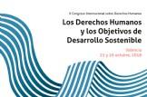 Abiertas las inscripciones al II Congreso Internacional de Derechos Humanos