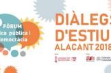"""Fòrum Ètica Pública i Democràcia – Diàlegs d'estiu"""