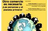 """""""Otro comercio es Necesario, Las personas y el planeta primero"""" Presentación campaña """"Alacant No al TCI"""""""