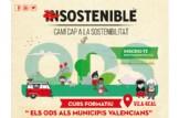 """Curs formatiu en Vila-Real """"InSostenible, cami cap a la sostenibilitat"""""""