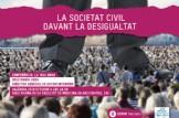 Conferència en La Nau Gran : La societat civil devant la Desigualtat