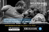 Exposicion XXI Premio Internacional de Fotografía Humanitaria Luis Valtueña