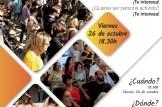 """Presentación del proyecto """"Somos tu altavoz: fomento de la participación ciudadana, favoreciendo el impacto social de las entidades. Conectando redes de apoyo""""."""