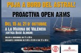 Puja a bord del Astral! Proactiva Open Arms