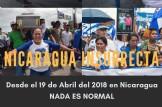 "Exposicion ""Nicaragua Insurrecta"""