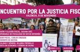 """La """"Campanya per una Justícia Fiscal"""", organiza en Valencia el Encuentro estatal por la Justicia Fiscal"""