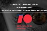 Congreso Internacional 70 Aniversario Declaración Universal de los Derechos Humanos