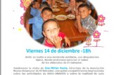 Merienda Solidaria con degustación tipica de alimentos de El Salvador