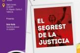 El segrest de la Justícia amb Joaquim Bosch