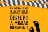 Día Internacional de los derechos de las personas migrnates - XI Marcha al Centro de Internamiento de Extranjeros
