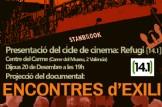 Presentació del cicle de cine,ma: Refugi [14.1]