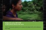 """Proyección película y charla : """"Las Mujeres Deciden"""" de Xiana Yago"""