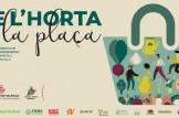 """El Comerç Just estarà present en el mercat  """"De l´Horta a la plaça"""""""