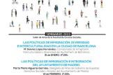 Ciclo de seminarios sobre políitcas públicas, interculturalidad y convivencia