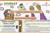 Abierta inscripción taller Cadenas globales de cuidados - Por Ti Mujer