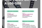 """Cineforums: Pasar a la acción, una visión crítica a los ODS """"Hecho a mano"""""""