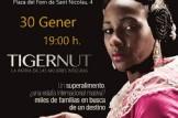 """Emisión del documental """"TIGERNUT. La patria de las mujeres íntegras""""."""