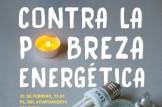Concentración contra la pobreza energética