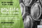 """Exposicion """"Vente a Lamu"""""""