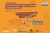 """Jornades """"Finançes ètiques, dret a la vivienda i cooperativisme"""