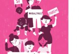 8 dies de revolta feminista: VAGA FEMINISTA