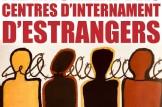 Concentració pel tancament del Centre de Internament de Extrangers CIE