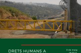 Conferència: Drets Humans a Palestina
