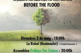 Projecció: BEFORE THE FLOOD