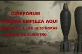 """CINE FÓRUM EN ALICANTE: """"La guerra empieza aquí"""""""