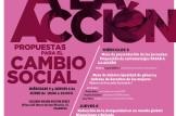 """PASAR A LA ACCIÓN: Propuestas de Cambio Social - Mesa de debate """"Igualdad de Genero y defensa de derechos de las mujeres"""""""