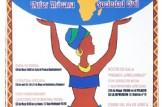 """Noche de gala """"premios africanos"""" con desfile de moda y gastronomía africana"""
