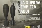 """CINEMA FÒRUM: """"LA GUERRA EMPIEZA AQUÍ"""""""