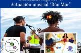 """Mercadillo, Aperitivo Actuación musical """"Dúo Mar"""""""