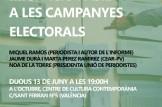 """Presentació de l'obsevatori sobre mitants de comuniació """"sensé tòpics 2019"""""""