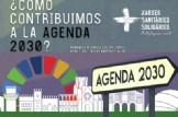 Cómo contribuimos a la Agenda 2030?.  Diálogo y Taller en Valencia con Carlos Gómez Gil.