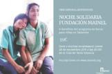 Noche solidaria a favor del programa Becas para la esperanza