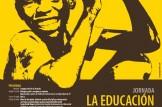 """Jornada: """"La Educación: clave para la transformación social y el compromiso con las personas refugiadas""""."""