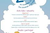 Acte lúdic i educatiu - Dia Universal de la infància
