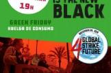 Huelga de consumo y Manifestación 29/11 medidas contra la emergencia climática en Castellón