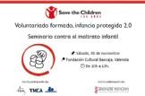 Seminario contra el maltrato infantil