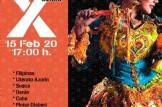 """X Edició del Carnestoltes Russafa culturaviva """"X diversitat X memória"""""""