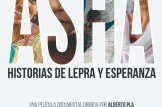"""Presentación del documental """"ASHA, historias de lepra y esperanza"""""""